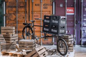 Omnium Cargo bei Ahoi Velo in Hamburg