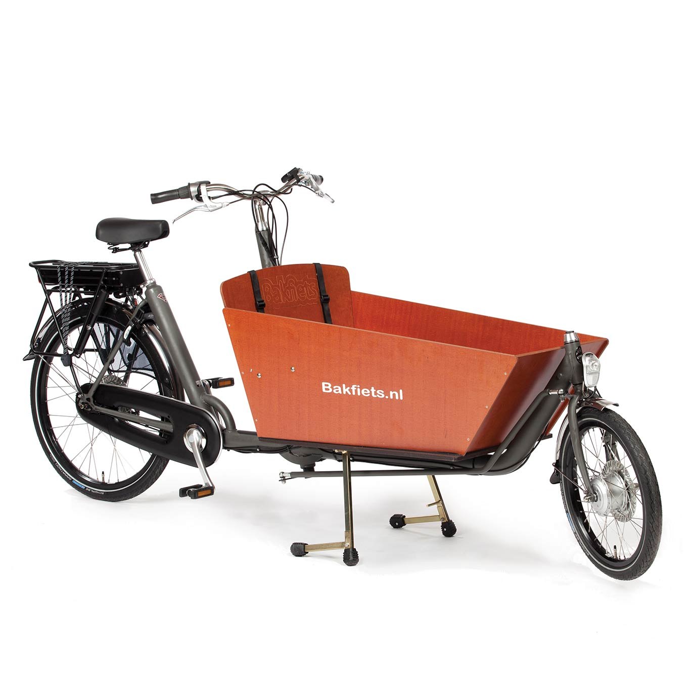Bakfiets Cargo Bike Long E Antrieb