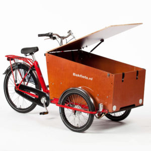 Deckel für Cargo Trikes
