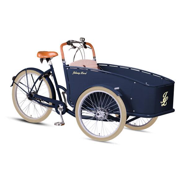 Johnny Loco Cargo Bike Brixton