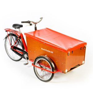 Bakfiets Trike Narrow Classic