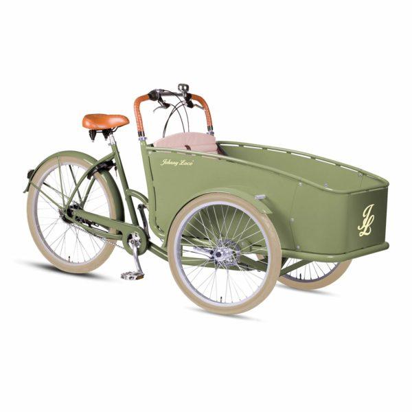Johnny Loco Cargo Bike Lima