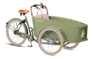 Johnny Loco Cargo Bike