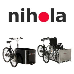 Familienfahrrad Fahrrad Für Den Kindertransport Mycargobike