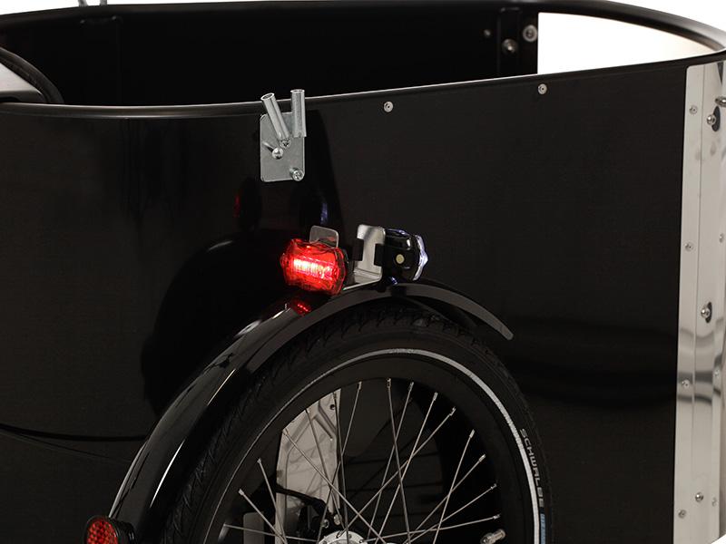 Lichte E Bike : Lichter set