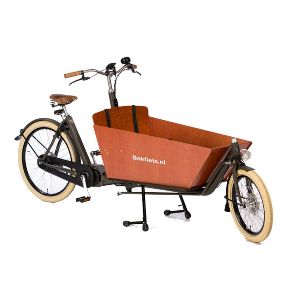 Bakfiest Cargo Bike Cruiser Long elektrisch
