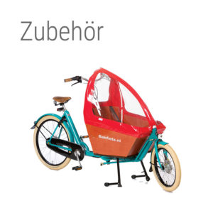 BAKFIETS CARGO BIKE CRUISER SHORT