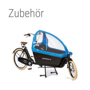 BAKFIETS CARGO BIKE CRUISER LONG