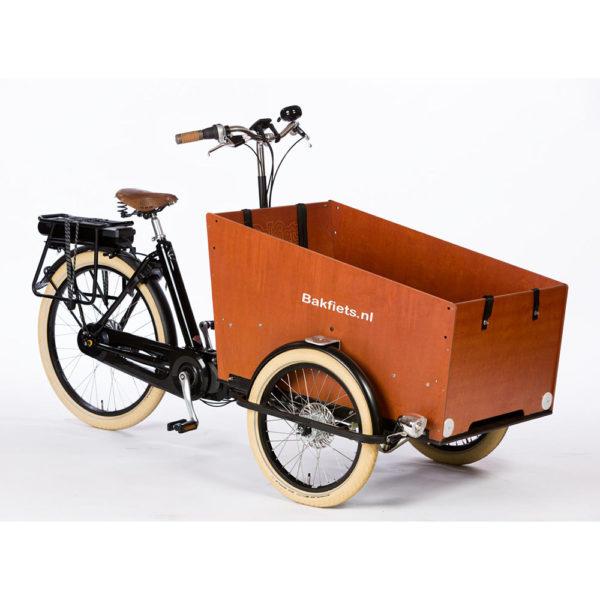 Bakfiets Cargo Trike Cruiser (E-Antrieb) Wide