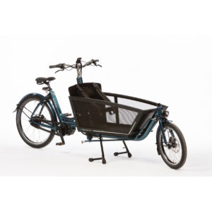 Bakfiets Cargo Shadow long STEPS