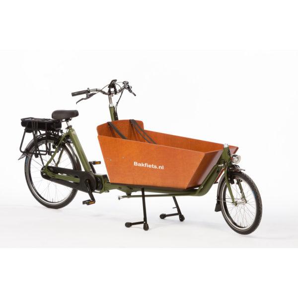 Bakfiets Cargo Bike Long elektrisch