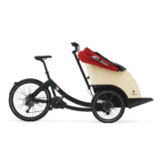 triobike taxi mid drive black deore9 side
